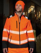 Printable Ripstop Safety Softshell Jacket