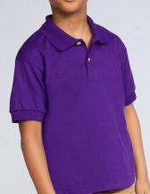 DryBlend® Youth Jersey Polo